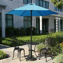 6.5' 7.5' 9' Outdoor Patio Umbrella Market Table Yard Garden