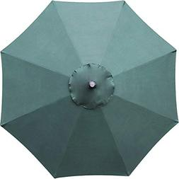 9ft Patio Umbrella Replacement Canopy Market Top Outdoor Can