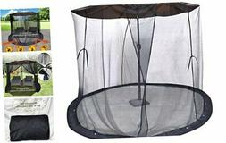 BenefitUSA Insect Net Mosquito Net Black Bug for 9' or 10' P