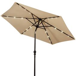 Costway 9ft <font><b>Patio</b></font> <font><b>Umbrella</b><