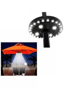 Garden Patio Umbrella Light Battery Operated Brightness Mode