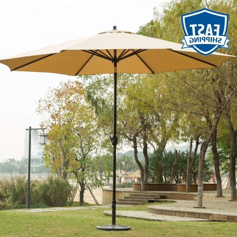 Sunnyglade 11Ft Patio Garden Canopy Outdoor Market With