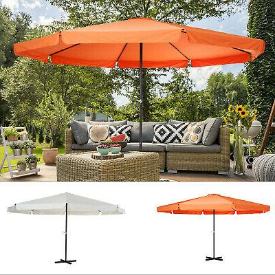 16ft large size patio umbrella outdoor market