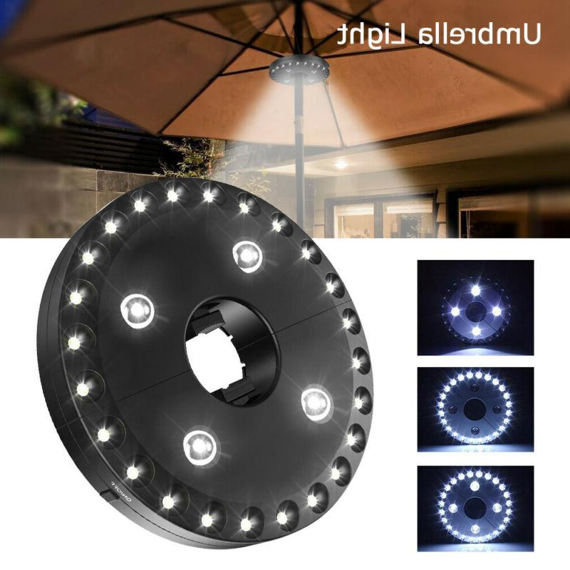 28 led parasol patio umbrella light 3