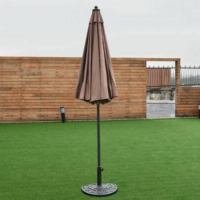 8.2Ft Height Patio Shade