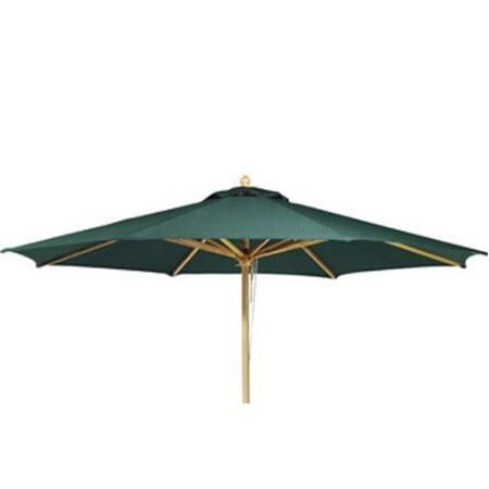9 ft umbrella canopy replacement green