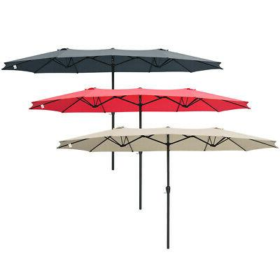 Outdoor Umbrella 8ft 9ft Common