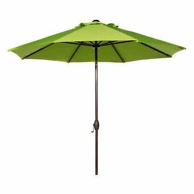 Abba Patio Tilt Patio Umbrella with