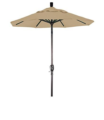 eclipse collection aluminum market umbrella