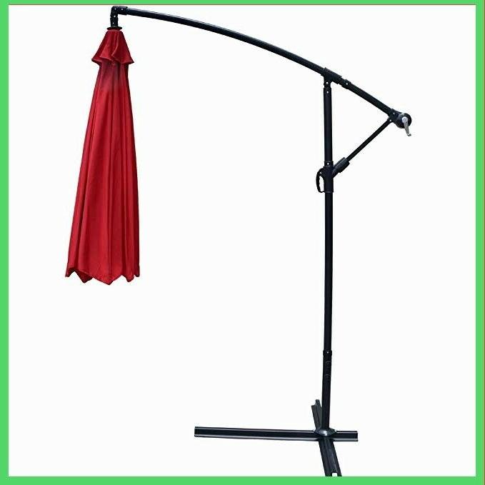 Best Products Hanging Outdroor Umbrella Patio - D10