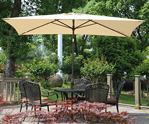 Abba Umbrella with Tilt by