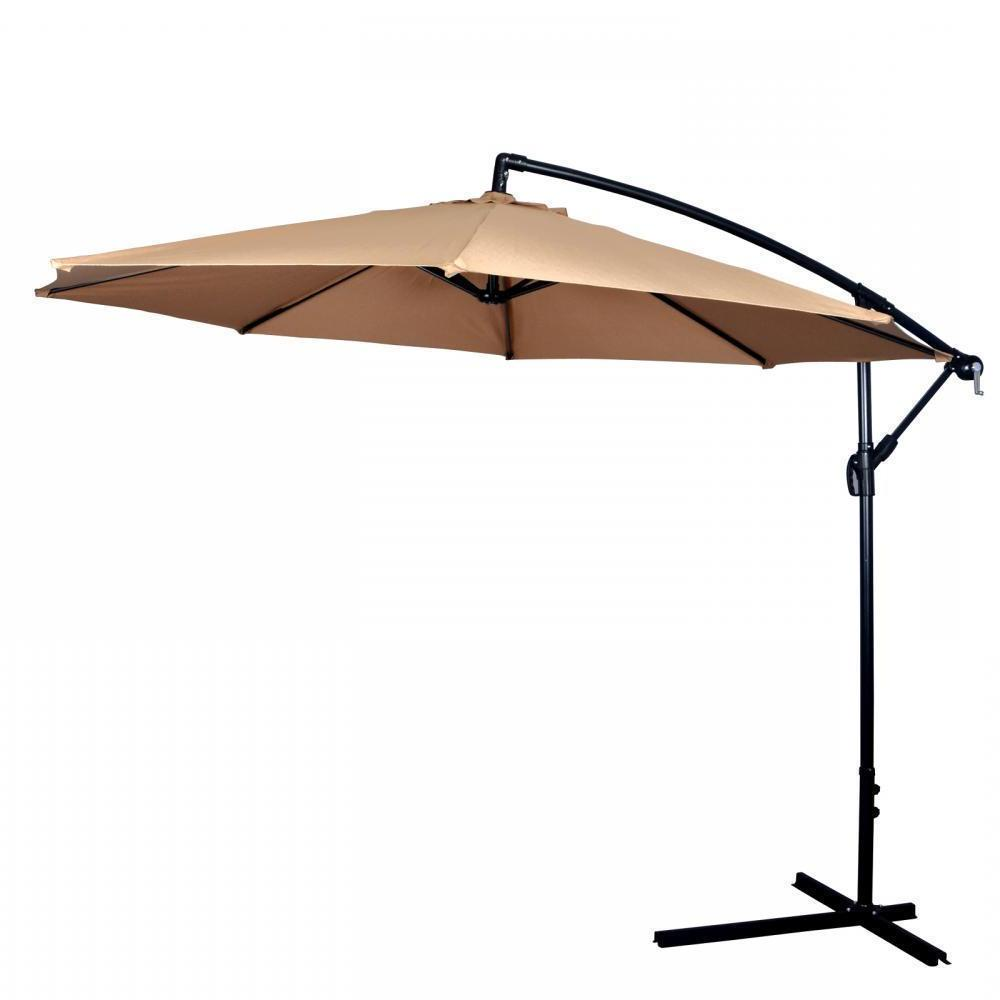 New Offset Market Umbrella