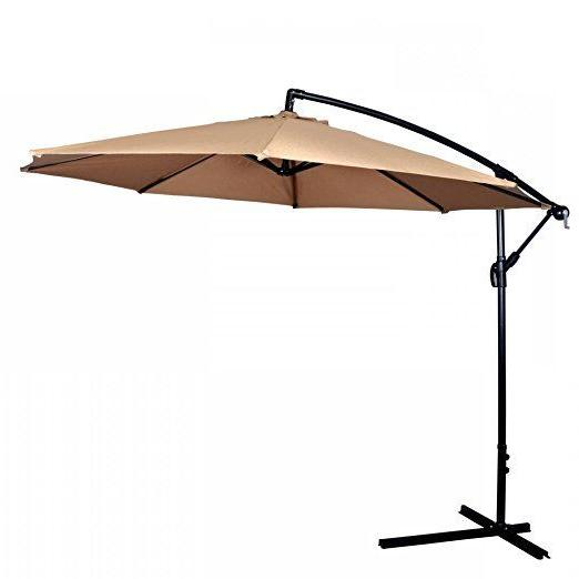 New Offset Market Umbrella D10