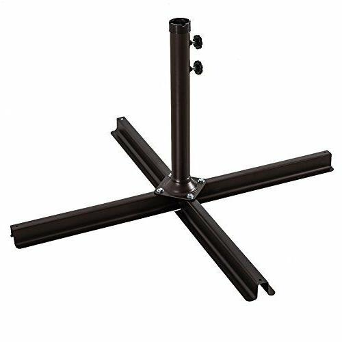 Outdoor Ultimate Hanging Patio Adjustable Cantilever