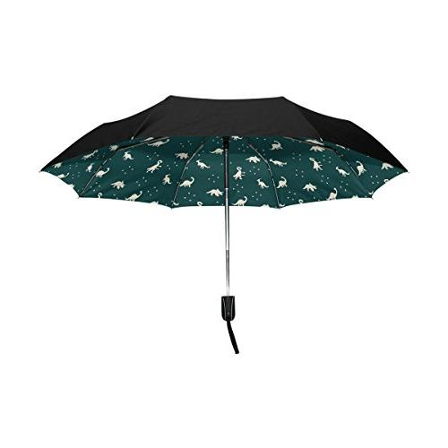 outer black umbrella cartoon colorful