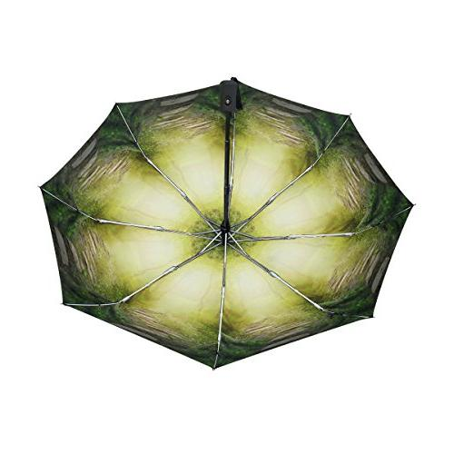 Aideess Outer Copy Forest UV Parasol Elegant 3 folding Special Business &