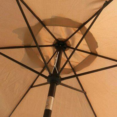 Patio Umbrella Outdoor Tilt