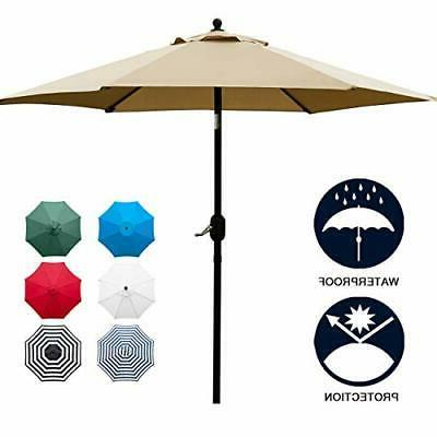 patio umbrella outdoor table market umbrella
