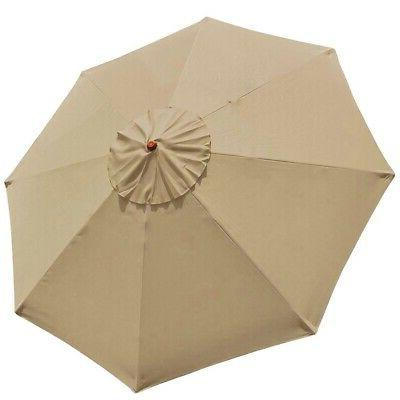 9Ft Sun Shade Outdoor Market Garden