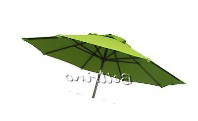replacement sage green umbrella canopy