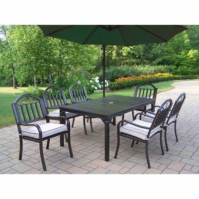rochester 67 x 40 in patio dining