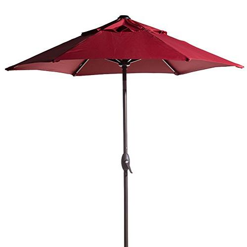 round market umbrella