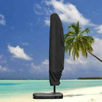 S/M/L Parasol Banana Umbrella Cover Wind Durable Patio