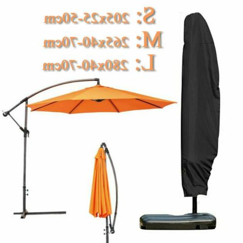 s m l parasol banana umbrella cover