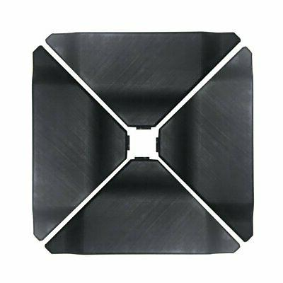 sale cantilever offset umbrella base plate set
