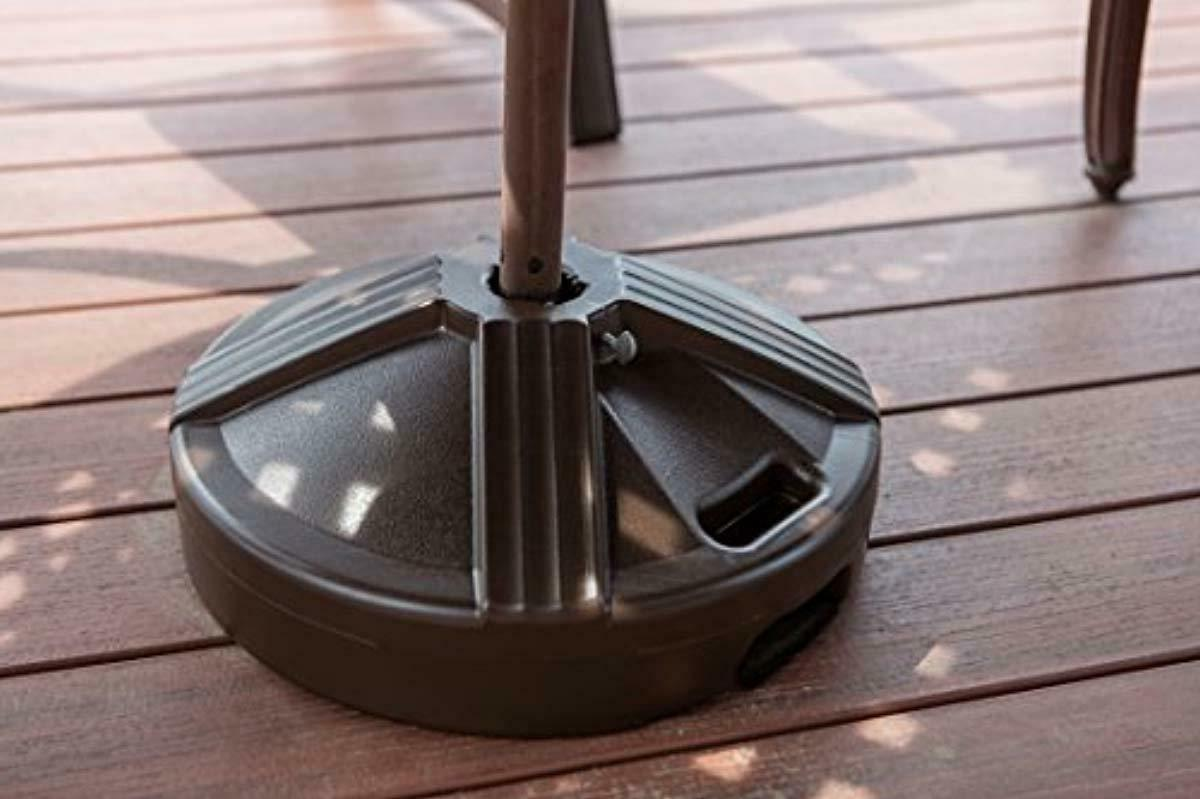 US Umbrella Base to be Used a Patio