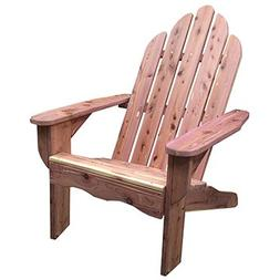 Ben&Jonah Patio Bliss USA Amish Made Red Cedar Adirondack Ch