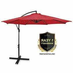 Patio Umbrellas Cantilever Umbrella Offset Hanging Umbrellas