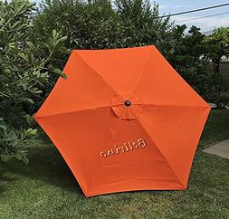BELLRINO DECOR Replacement STRONG & THICK Umbrella Canopy fo