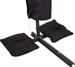 Trademark Innovations Saddlebag Style Sand Weight Bags for A