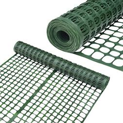 Abba Patio Snow Fencing, Lightweight Safety Netting, Recycla