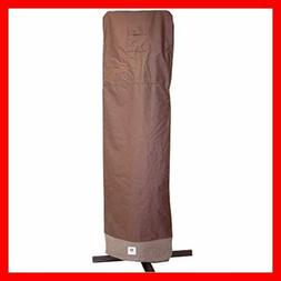 Duck Covers Ultimate Offset Patio Umbrella Cover with Instal