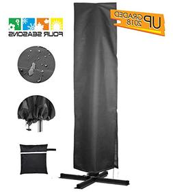 Umbrella Covers,Patio Outdoor Offset Umbrella Cover Waterpro