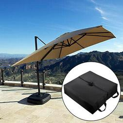 Weight Bag Sand Filling Stable Cantilever Umbrella Base Tent